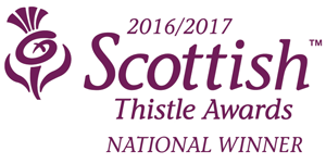 Thistle Awards National Winner 2016